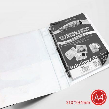 打孔裝卡匣:黑白/A4/雙面列印