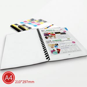 膠環:彩色/A4/單面列印