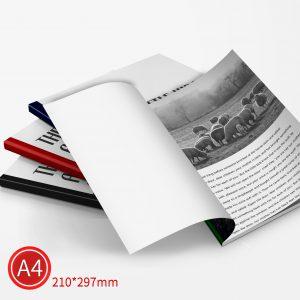 精緻邊條:黑白/A4/單面列印