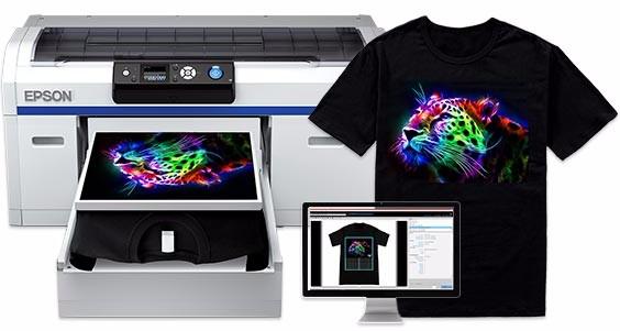 導入Tshirt直噴列印