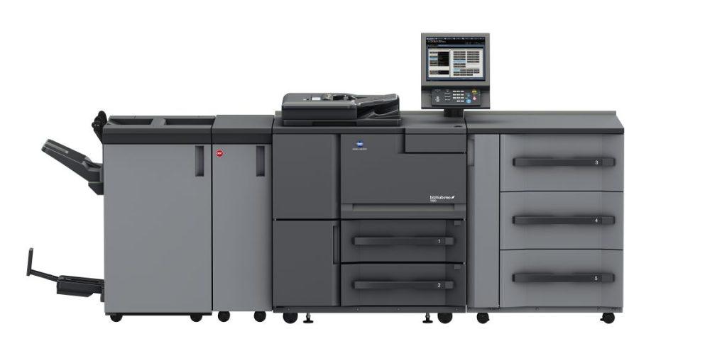 導入OCE全自動化文件列印設備