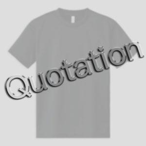 (Q)吸濕排汗T-shirt:諮詢與報價