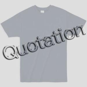 (Q)輕薄柔棉T-shirt:諮詢與報價