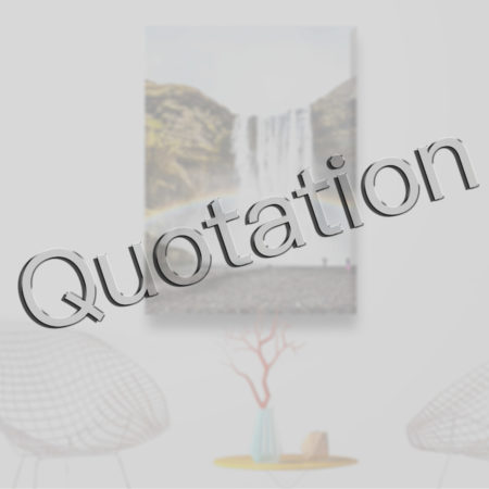 (Q)包邊無框畫:諮詢與報價
