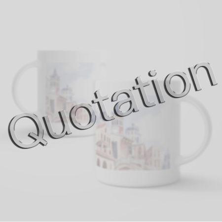 (Q)馬克杯:諮詢與報價