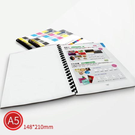 膠環:彩色/A5/單面列印